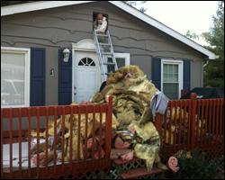Charlottesville attic insulation replacement
